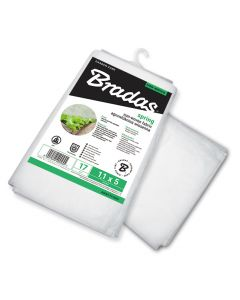 17g NON WOVEN FROST PROTECT FLEECE 1.1m x 5m