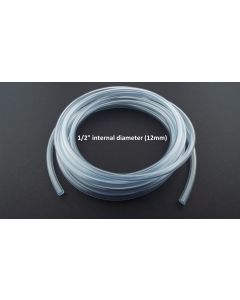 CLEAR PVC PIPE 12/15 100m coil