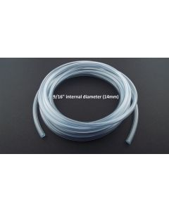 CLEAR PVC PIPE 14/18 50m coil