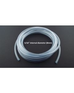 CLEAR PVC PIPE 8/11 100m coil