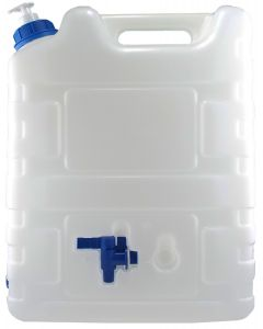 JERRY CAN 20L WITH TAP AND SOAP DISPENSER