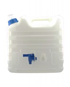 JERRY CAN 15L WITH TAP AND SOAP DISPENSER