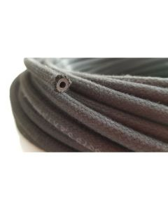 Rubber Reinforced with a heat resistant textile braid 7.5mm/12.5mm