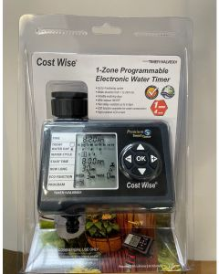 COST WISE SINGLE OUTLET WATER TIMER