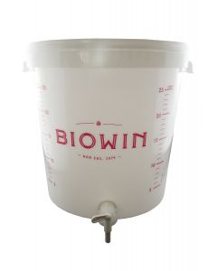 Home brew bucket 30l + tap