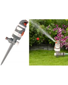 2 - pattern gear drive sprinkler WHITE LINE